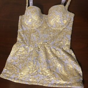 Victoria Secret, corset Disney Princess inspired
